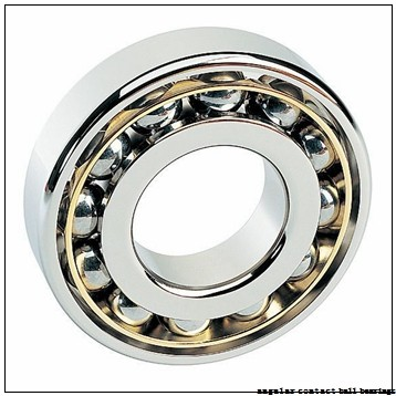 40 mm x 84 mm x 39,7 mm  ILJIN IJ131013 angular contact ball bearings
