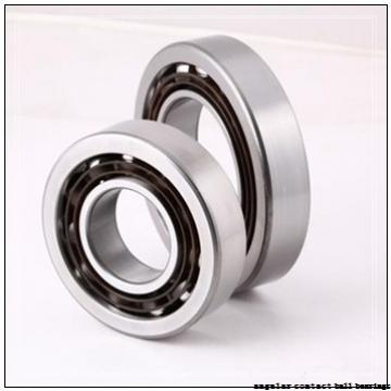 85 mm x 150 mm x 28 mm  SKF 7217 BECBP angular contact ball bearings