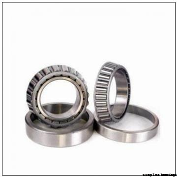60 mm x 85 mm x 34 mm  ISO NKIB 5912 complex bearings