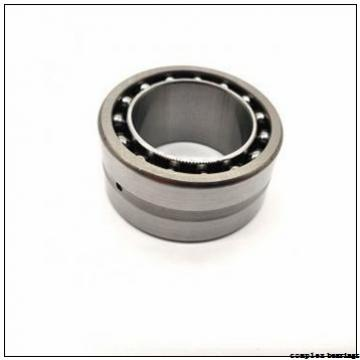 7 mm x 19 mm x 16 mm  IKO NAXI 723Z complex bearings