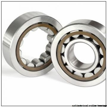 105 mm x 225 mm x 49 mm  NACHI NU 321 cylindrical roller bearings