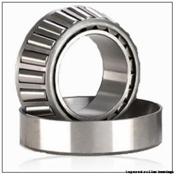 57,15 mm x 100 mm x 29,5 mm  Gamet 110057X/110100P tapered roller bearings