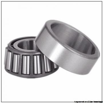 31.75 mm x 58,738 mm x 15,08 mm  NTN 4T-08125/08231 tapered roller bearings