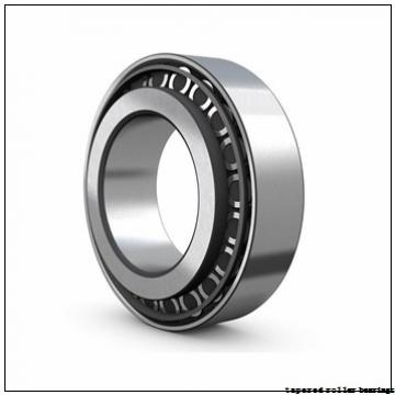 105 mm x 160 mm x 43 mm  FAG 33021 tapered roller bearings