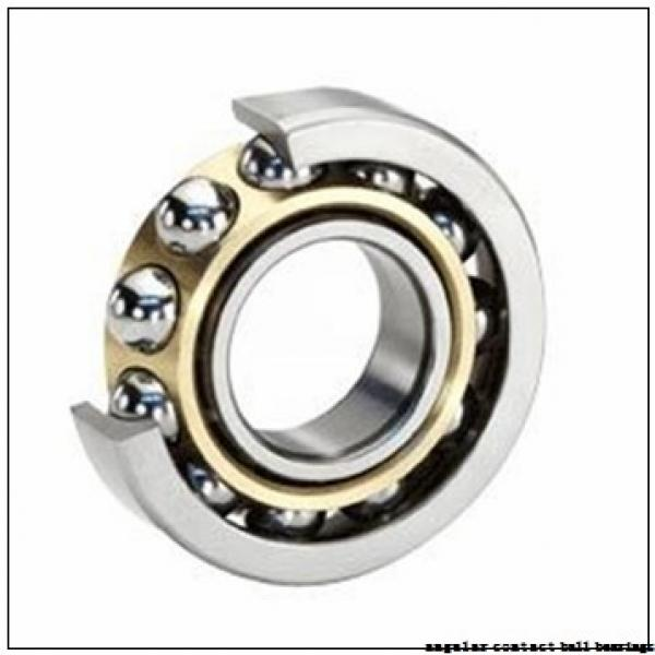 55 mm x 100 mm x 21 mm  SKF S7211 ACD/HCP4A angular contact ball bearings #1 image