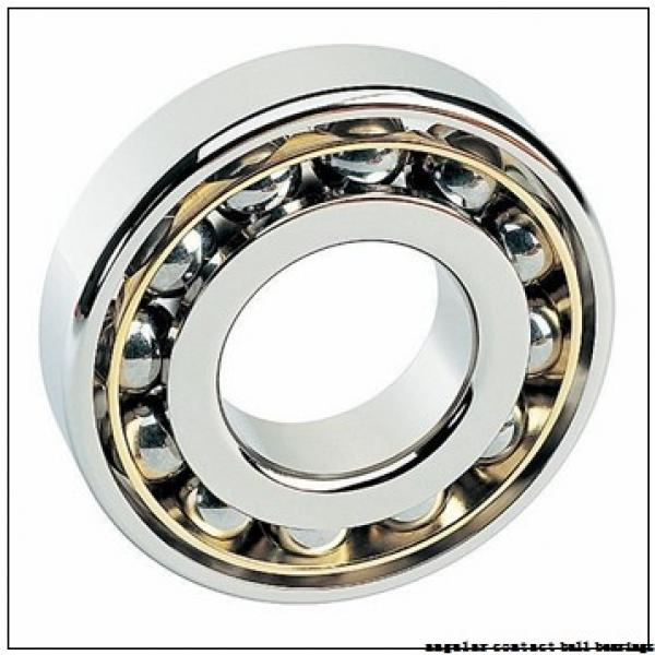 25 mm x 52 mm x 20,6 mm  ZEN 3205-2RS angular contact ball bearings #1 image