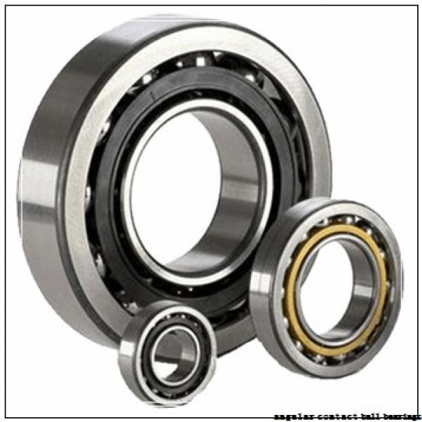 55 mm x 100 mm x 21 mm  SKF S7211 ACD/HCP4A angular contact ball bearings #2 image