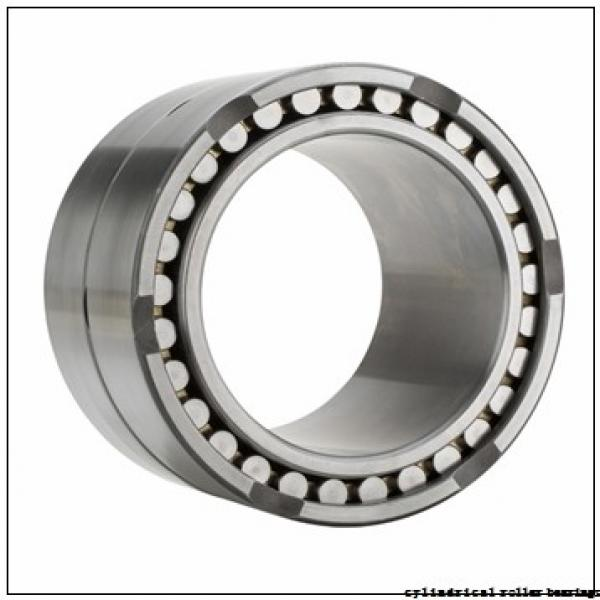 60 mm x 130 mm x 31 mm  SIGMA NJ 312 cylindrical roller bearings #1 image