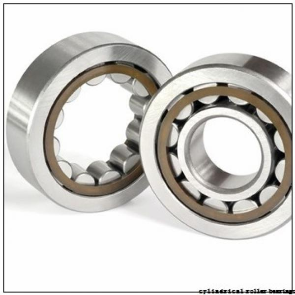 130 mm x 280 mm x 93 mm  ISO NU2326 cylindrical roller bearings #2 image